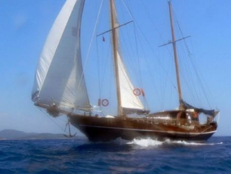 1986 Turkish Gulet 18 Metre