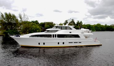 2011 Cheoy Lee Pilothouse Motoryacht