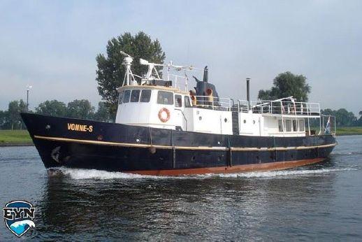 1954 Zeeschip  Seayacht Passenger boat