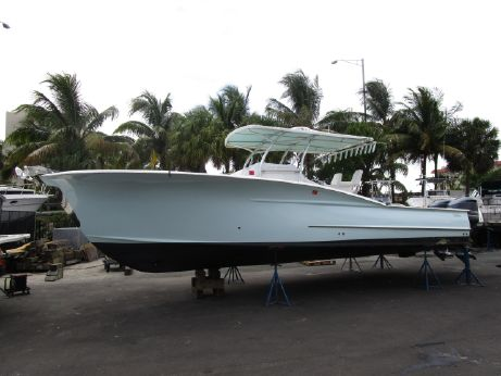2014 Obx Boatworks 36 Center Console