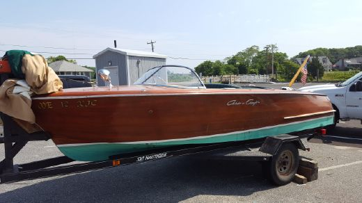 1956 Chris Craft Capri
