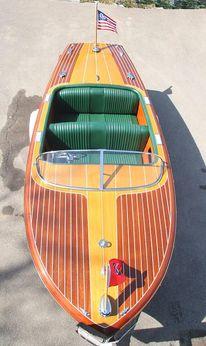 1956 Chris Craft Capri