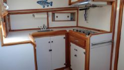 photo of  Northumberland Tri-Cabin Trawler