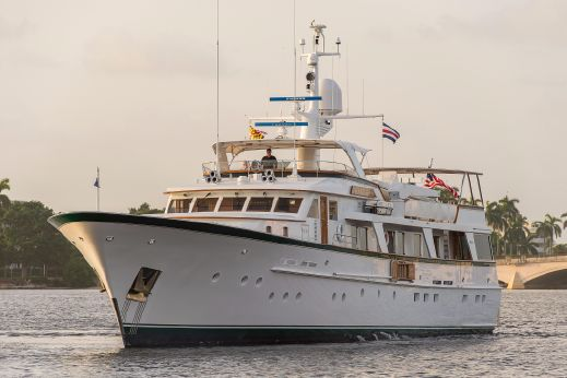 1982 Feadship Raised Pilothouse Motor Yacht