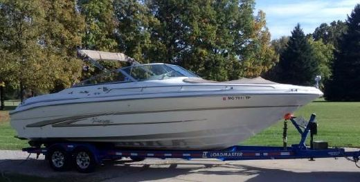 1996 Sea Ray 280 Bow Rider