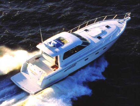 2003 Tiara 5200 Grand Salon
