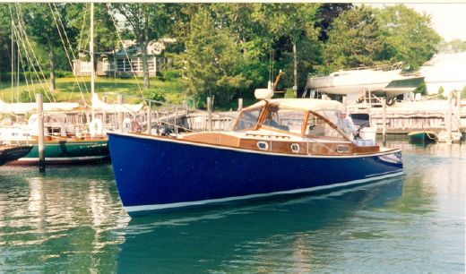 1999 Shelter Island Runabout