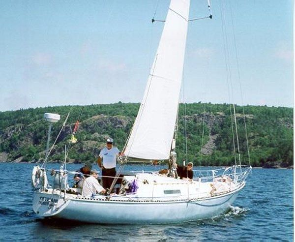 1979 Viking 34 Sail Boat For Sale - www.yachtworld.com