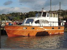 1958 33ft Motor Cruiser Houseboat