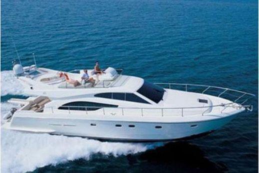 2011 Ferretti Yachts 530