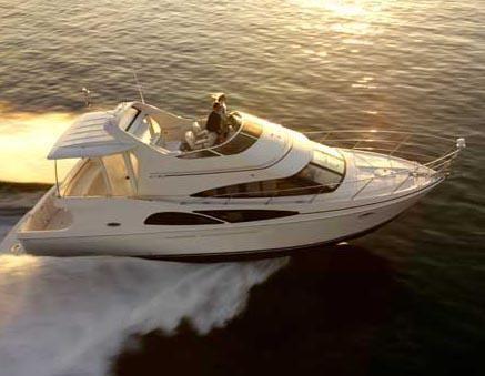 2006 Carver Yachts Cockpit Motor Yacht