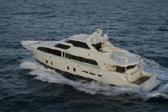 2016 Cheoy Lee Shipyards Global Series MotorYacht