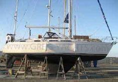1995 Marine Projects MOODY 38 cc