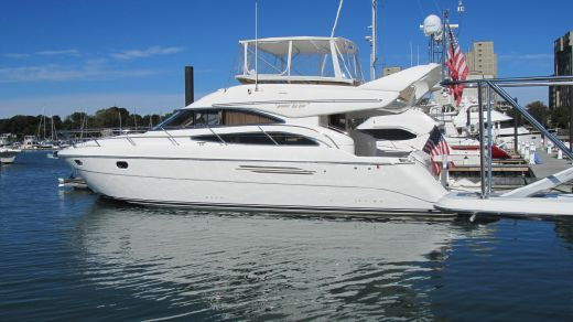 2002 Viking 50 Flybridge Sport Cruiser