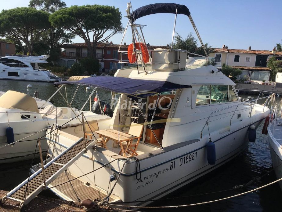Used Beneteau Antares 760 France Prices Waa2