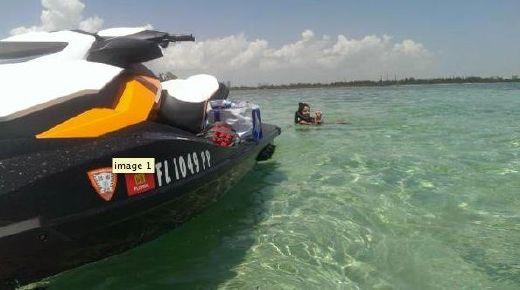 2013 Sea Doo GTR 215