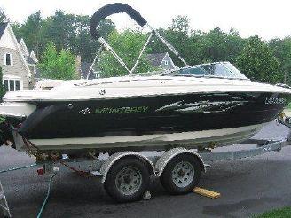 2006 Monterey 214 FS Bowrider