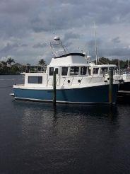 2015 American Tug Fly Bridge 365 New Boat In Stock