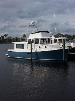 2015 American Tug Fly Bridge 365 New Boat In Stock