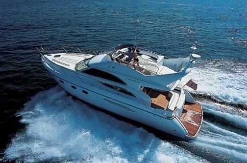 2007 Princess Yachts 45