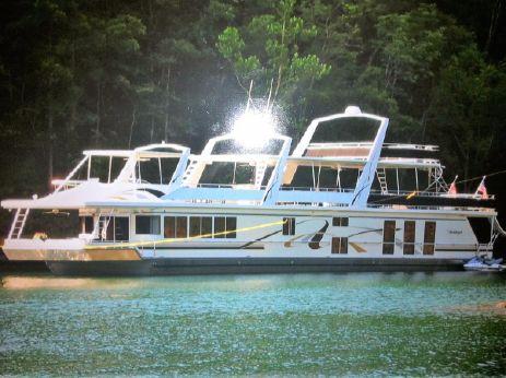 2003 Fantasy 20' x 102' Houseboat