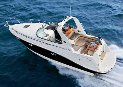 2009 Rinker 280 Express Cruiser
