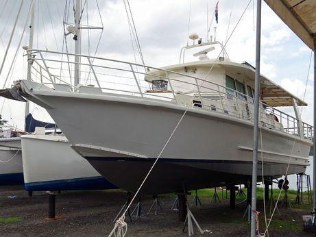 1983 Aluminium 58ft Trawler Yacht