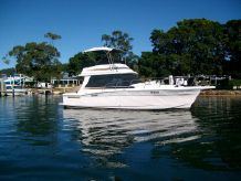 1986 Mariner 34 Flybridge