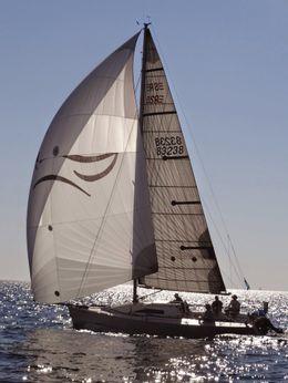 1994 C&C Yachts SR 33