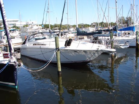 1993 Sea Ray 500 Sundancer LOW HOURS THRUSTER AND LIFT!