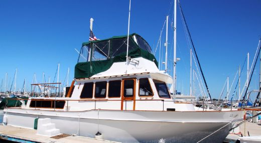 1975 Californian Trawler