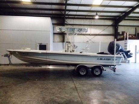 2015 Blazer Bay Bay 2420 Professional