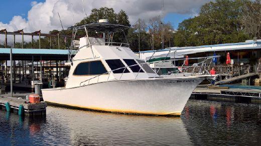 2001 Morgan 41 Custom