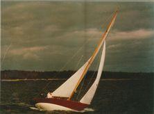 1935 Sparkman & Stephens Dark Harbor 20
