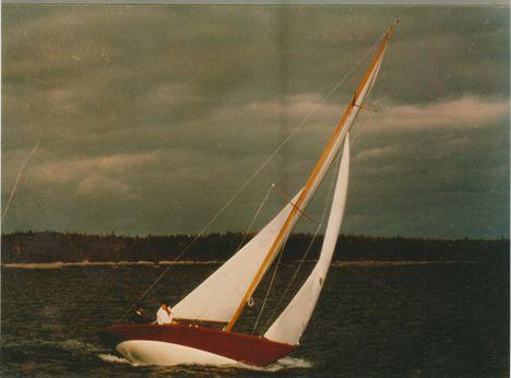 1936 Sparkman & Stephens Dark Harbor 20