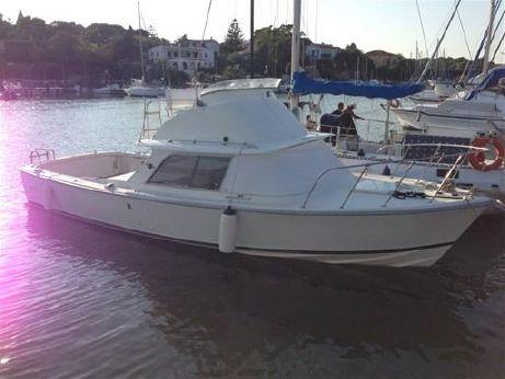 1980 Bertram Yacht 31' Fbc