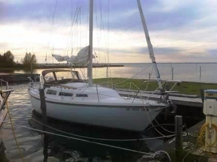 1983 Catalina 27 sloop