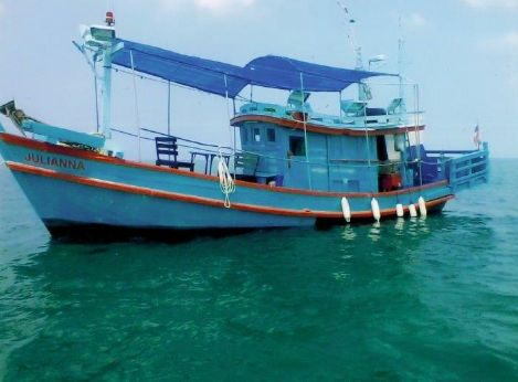 2004 Thai Shipyard