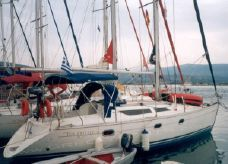 1995 Jeanneau Sun Odyssey 33.1