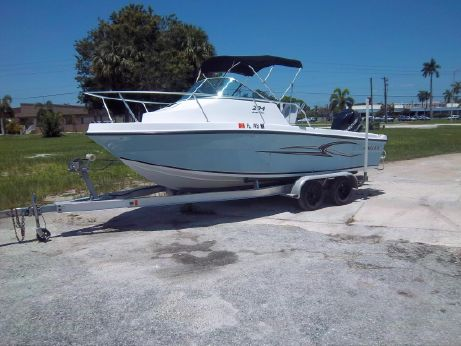 2007 Angler 204 WA LIMITED EDITION