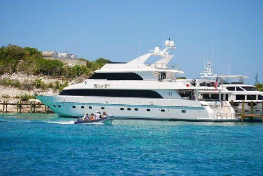 2005 Hargraves Tri Deck Motor Yachts