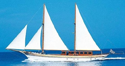 1993 Traditional Greek M/s 31.50m S/1404.2