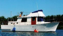 1974 Chien Hwa Trawler 34