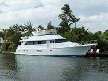 2002 Hatteras Motoryacht