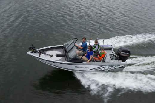 2017 Smoker Craft 172 Explorer