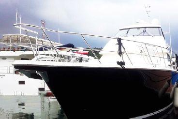 2014 Riviera 78 Motor Yacht