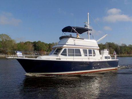 1999 Sabreline 36 Aft Cabin Fast Trawler