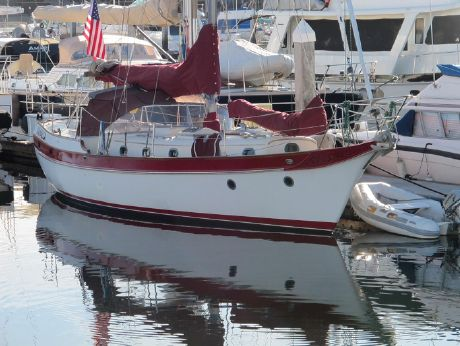 1977 Csy Walkover Sloop