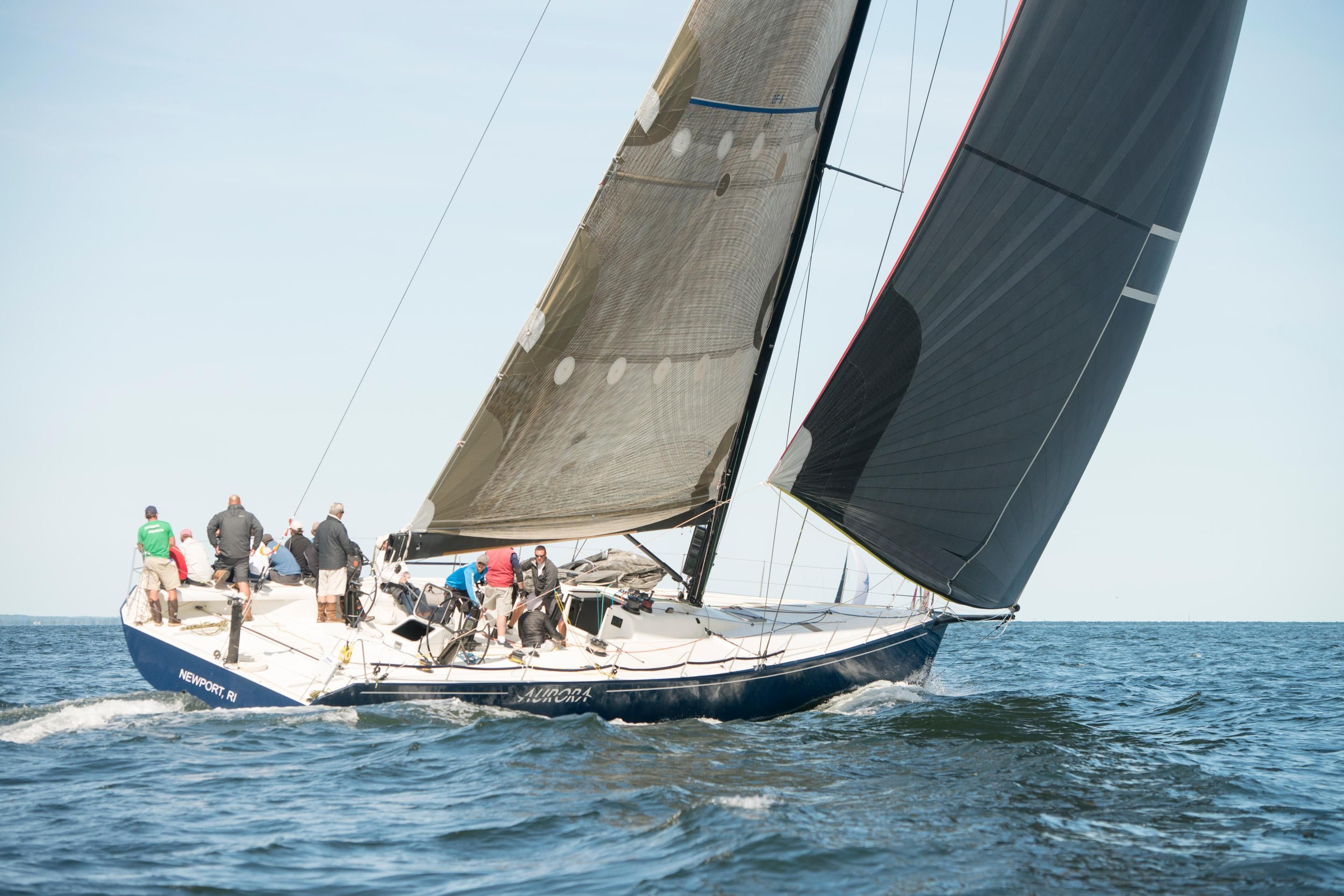 2006 Custom R/p 66 Sail Boat For Sale - www yachtworld com