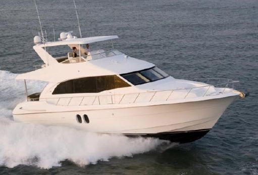 2009 Hatteras 56 Motor Yacht
